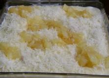 pave de abacaxi