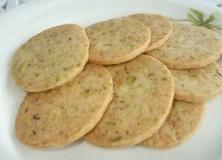 biscoito pistache
